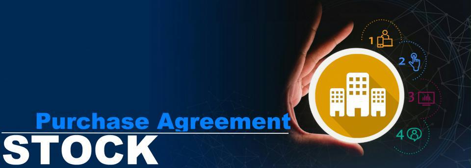 قرارداد خرید و فروش سهام-کانون قراردادنویسان ایران